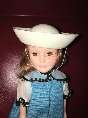 """Adorable Vintage 1963 Betsy McCall Doll 11"""""""