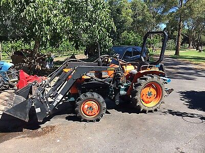 4 in 1 tractor