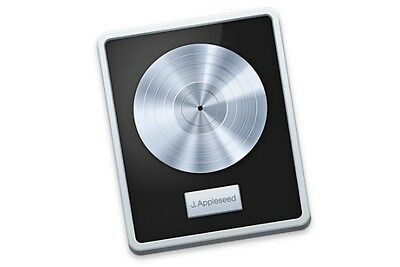 (BEST DEAL) Apple Logic Pro X 10.2.4 + 45GB OF ADDITIONAL PLUG-INS