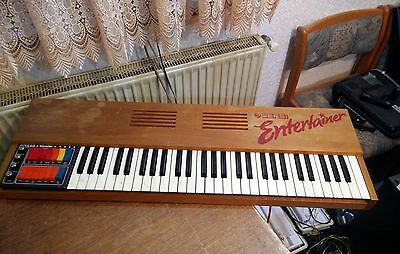WERSI Entertainer Organ 70 wood