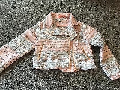 Girls Jacket Age 5-6 NWOT