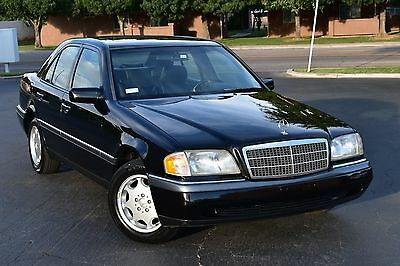 1995 Mercedes-Benz C-Class 220C 1995 Mercedes 220c - 1-Owner - Immaculately kept - All original