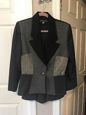 Christian Francis Roth Vintage Couture Blazer Size 8