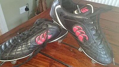 boys rugby boots size 3