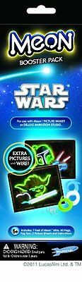 Meon Star Wars Booster Pack w Extra Pictures & Wire Yoda Boba Fett Refill