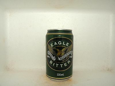 EAGLE BITTER 330ml EMPTY BEER CAN