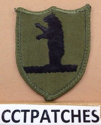Missouri National Guard Subdued Patch 2