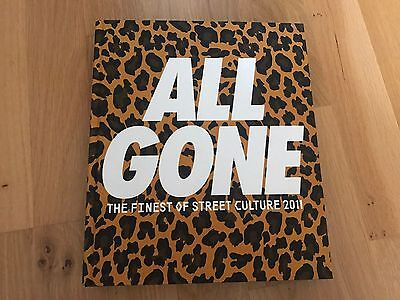 All Gone Book 20111 The Finest Of Street Culture