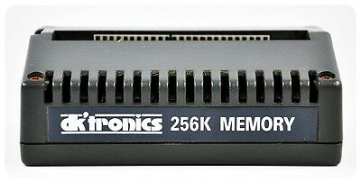 dk'tronics 256K MEMORY for AMSTRAD CPC 464/664 fully working !