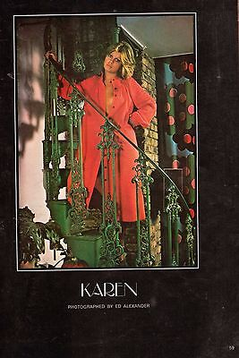 Mayfair Volume 12 Number 1 Bridget Bardot Mens Adult Glamour Magazine