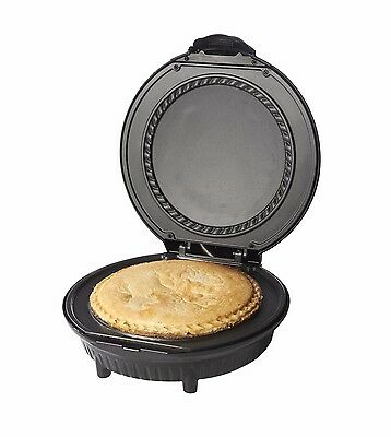 Giani Black Large Pie Maker Brand New