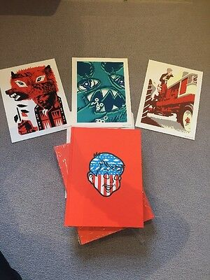 Pearl Jam Ames Bros. TEN CLUB EDITION LTD signed Book Plus Prints 2600 Numbered