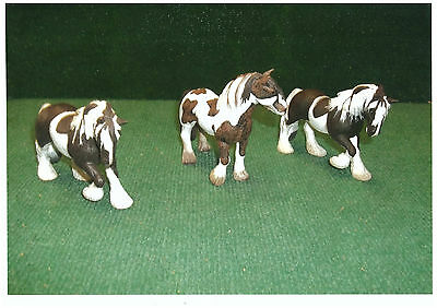 Schleich Lot De 3 Chevaux