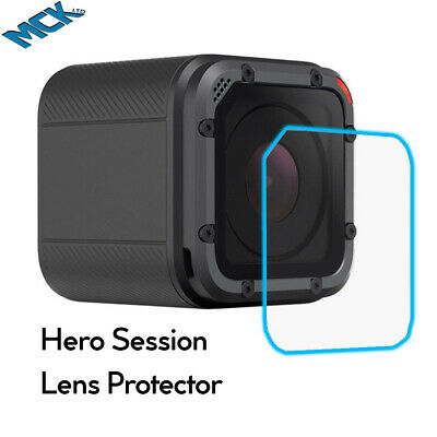 Clear 9H Hardness Tempered Glass Lens Screen Protector For Gopro Hero 5 Session