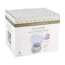 Champneys Spa At Home Facial Steamer System Brand New And Boxed