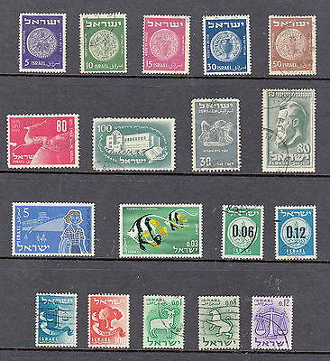 Israel stamps