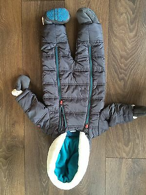 New Ted Baker 0-3months Snowsuit