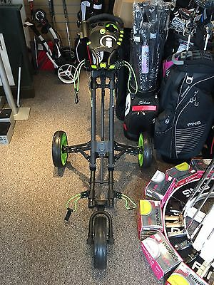 """Masters iCart One Compact 3 Wheel """"ONE CLICK"""" Trolley 2017"""