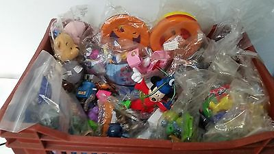 McDonalds happy meal toys large collection From late 1990's - present