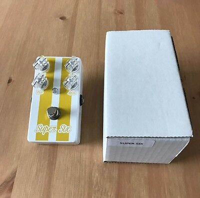 [NEW] Lovepedal Super Six Stevie Mod