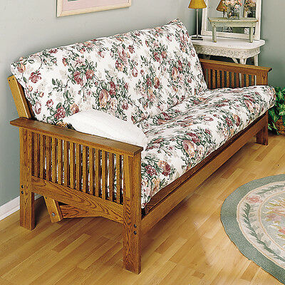 Futon Couch and Bed Plan