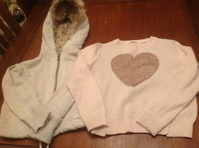 country road girls hoodie and jumper size 5