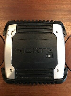 HERTZ 2 Channel Power Amplifier 500W