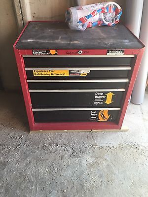 Halfords Professional Draw Chest