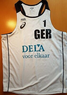 FIVB Beachvolleyball Shirt Tanktop