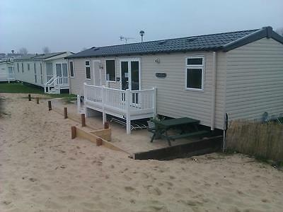 Haven Caister Great Yarmouth Beachfront Caravan Hire On The Sand
