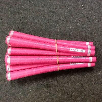 Set Of 13 Pure P2 Wrap Golf Grips