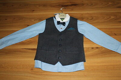 NEXT boys smart speccial occasion outfi 4-5 years NEW *I'll combine postage