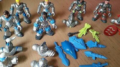 Early Learning Centre ELC  Knights Team  Figures Set x6