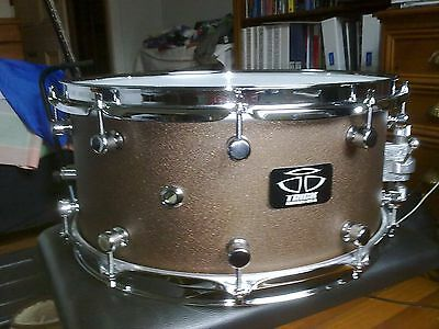 Trick Drums Copper Snare Drum 14 x 6.5 USA