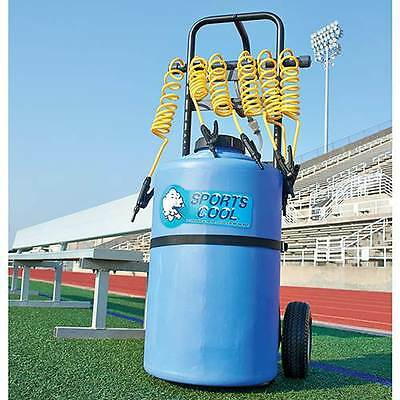 Sports Cool Powered Team Drinker Water Station for Outdoor Sports