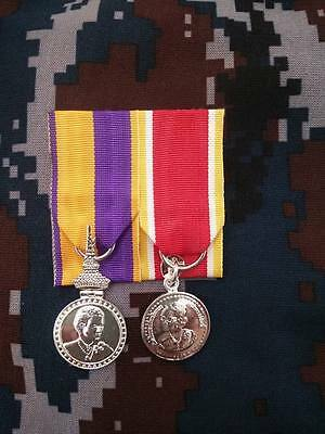 Knight Commander Medal thailand Royal Thai Military Collectible Militaria