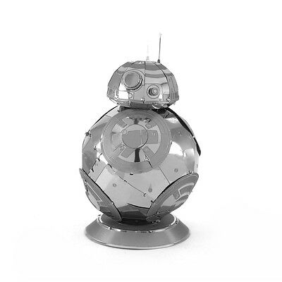 Metal BB-8 Star Wars Steel 3D Laser Cut Miniature Model Building Craft Puzzle