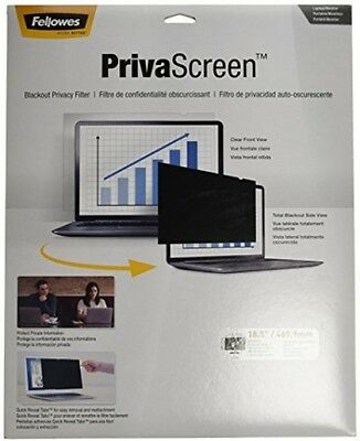 Fellowes PrivaScreen Privacy Filter 18.5-inch Widescreen 16:9
