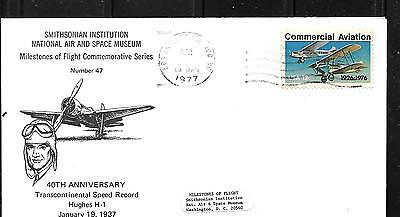 Space Smithsonian #47 40Th Anniv Transcontinental Speed Record