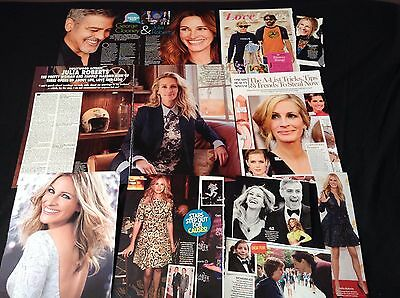 Julia Roberts  -  Clippings/cuttings/articles