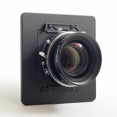 Large Format Camera Lens board adapter Toyo View 158 to Linhof 99X96 CNC Tech