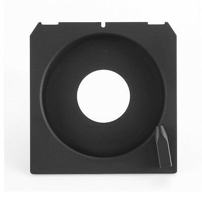 Linhof 4*5in Large Format Camera Lens Board 99*96mm Recessed11mm CNC Tech