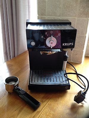 Krups Pump Espresso Machine XP5200 Series Original Price £150