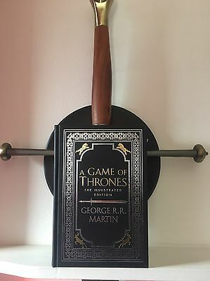 A Game Of Thrones. 1st Edition. 20th Anniversary The Illustrated Edition.