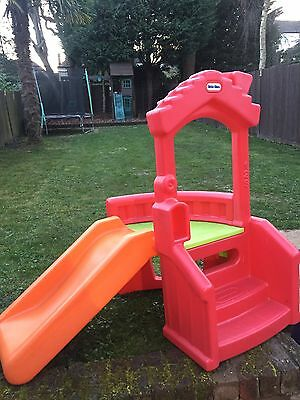Little Tike baby/toddler slide excellent condition