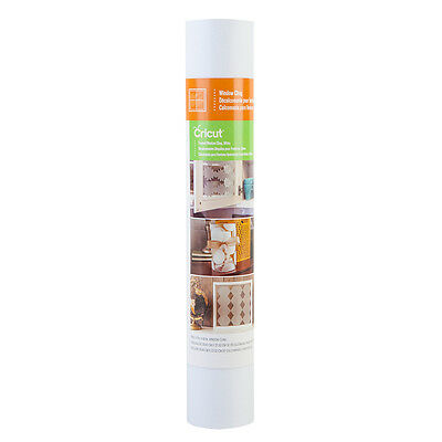 """CRICUT White Window Cling Roll 12 x 48"""" - New in Sealed packaging"""
