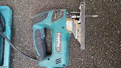 Makita 240V 4350Fct  Jigsaw In Good Condition