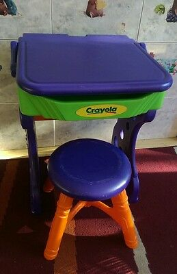Crayola Childs Desk and Stool