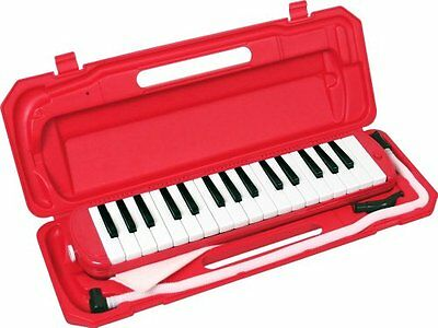 KC keyboard harmonica melody piano Red P3001-32K / RD