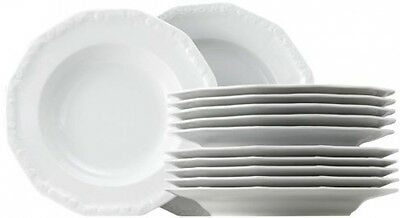 Rosenthal Maria 10430-800001-18339 12-Piece Table Set White